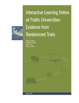 Interactive Learning Online at Public Universities: Evidence from Randomized Trials.